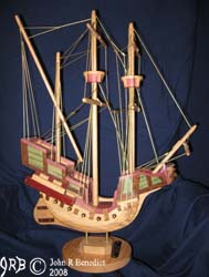 16th Century Galleon